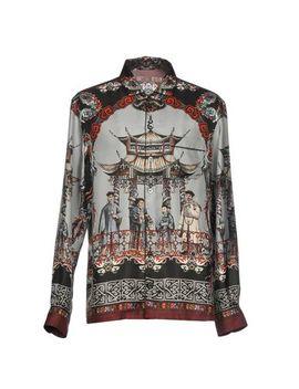 Dolce & Gabbana Patterned Shirt   Shirts by Dolce & Gabbana