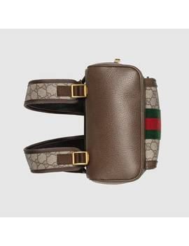 Ophidia Gg Small Backpack by Gucci