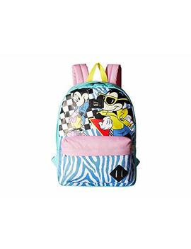 Old Skool Ii Mickey's 90th Backpack by Vans