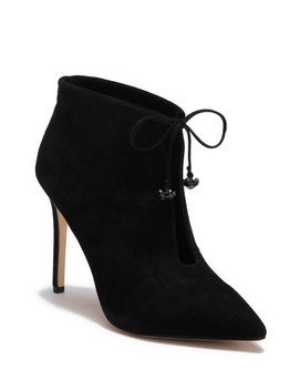 Mirela Stiletto Heel Bootie by Jewel Badgley Mischka