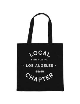 Local Babes Club Graphic Tote by Forever 21