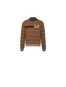 Cashmere Crew Neck Sweater by Prada
