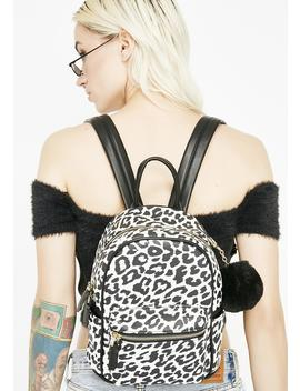 Fierce Kween Mini Backpack by Joia