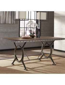 Fleur De Lis Living Barlow Counter Height Dining Table & Reviews by Fleur De Lis Living