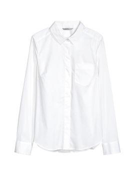 Figursyet Skjorte by H&M
