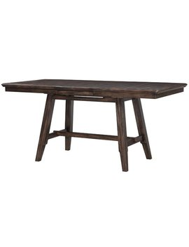 Gracie Oaks Cleve Extendable Dining Table by Gracie Oaks