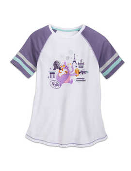 Figment Raglan T Shirt For Women by Disney