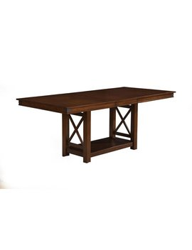 Loon Peak Wayland Counter Height Extendable Dining Table & Reviews by Loon Peak