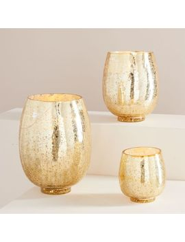 Crackle Jar Candles   Winter Spice by West Elm