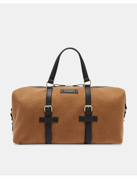 Wool Holdall by Ted Baker
