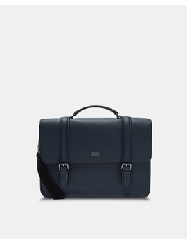 Crossgrain Satchel by Ted Baker