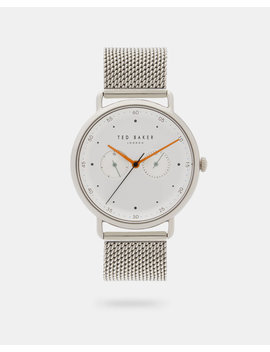 Chain Link Strap Watch by Ted Baker