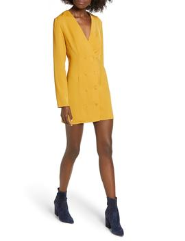 Circuit Blazer Dress by The Fifth Label