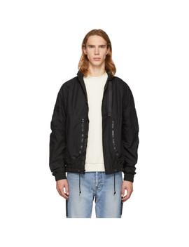 Black Parachute Jacket by John Elliott