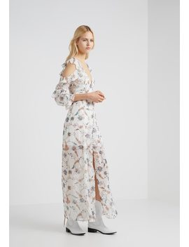 Elyse Ruffled Maxi Dress   Sommerkjole by For Love & Lemons