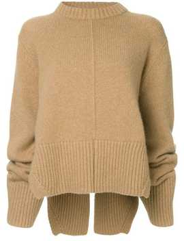 Virginia Cashmere Sweater by Khaite