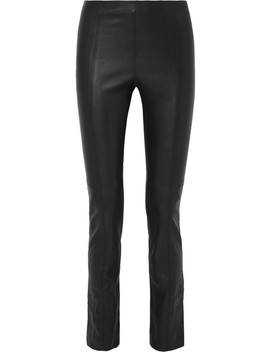 Leather Leggings by Vince