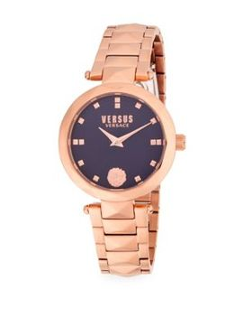 Quartz Stainless Steel Bracelet Watch by Versus Versace