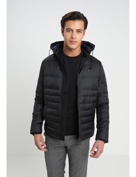 Two Tone Hooded Bomber   Daunenjacke by Tommy Hilfiger