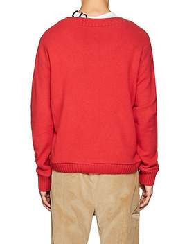 """Meditate"" Cashmere Sweater by The Elder Statesman"