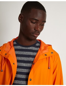Jacket Fire Orange by Rains