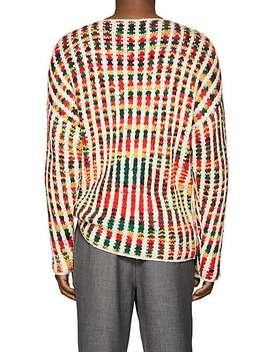 Rib Knit Cashmere Sweater by The Elder Statesman