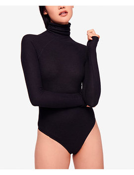 All You Want Turtleneck Bodysuit by Free People