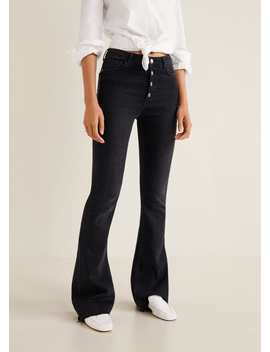 Newflare Flared Jeans by Mango