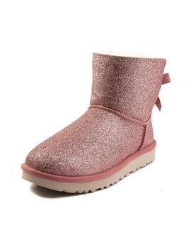 Womens Ugg® Mini Bailey Bow Ii Glitter Boot by Ugg