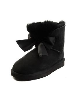 Womens Ugg® Gita Bow Mini Boot by Ugg