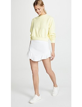 Buzzy Skort by Riller & Fount