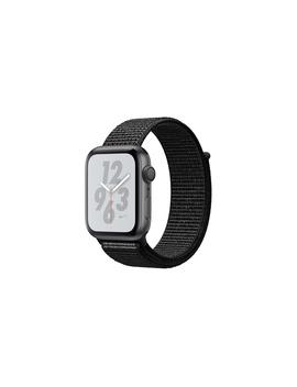 AppleWatch Nike+ Series4 Gps, 44Mm Aluminiumgehäuse, SpaceGrau, Mit Nike SportLoop, Schwarz by Apple