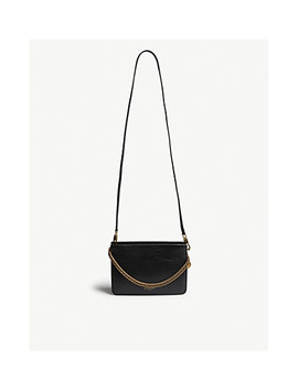 Cross 3 Leather Cross Body Bag by Givenchy
