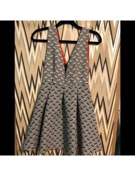 Patterned Dress, S by Poshmark