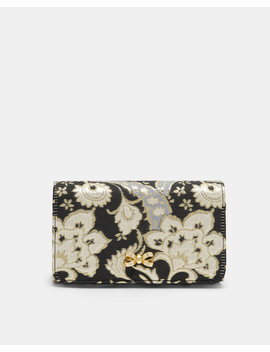 Ornate Paisley Evening Bag by Ted Baker