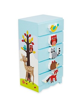 Teamson Fantasy Fields Enchanted Woods Jewelry Box by Bed Bath And Beyond