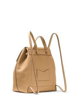 Junie Medium Flap Backpack Bag by Michael Kors