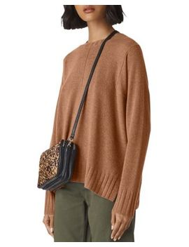 Cashmere Crewneck Sweater by Whistles