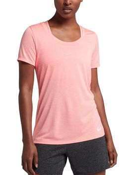 Nike Women's Dry Legend Veneer Training T Shirt by Nike