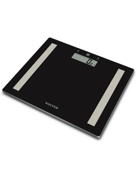 Salter Compact Glass Analyser Scales   Black by Argos
