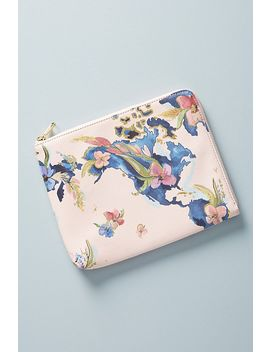 Posie Commuter Clutch by Whitney Winkler