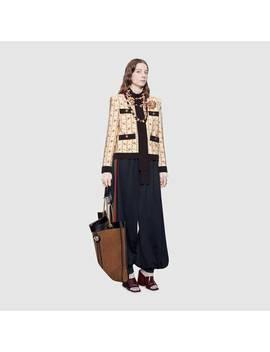 Maxi Borsa Shopping Rajah by Gucci