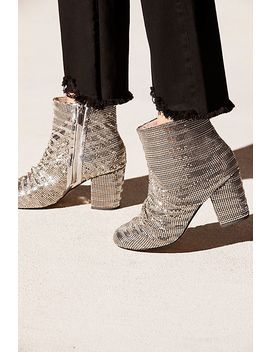 Vegan Bling Heel Boot by Free People