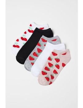 Socquettes, 5 Paires by H&M