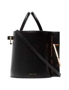Bobbi Leather Bucket Bag by Danse Lente