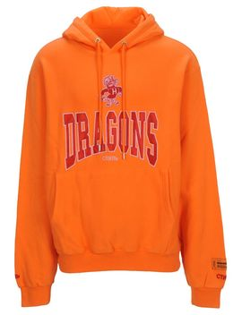 Heron Preston Dragons Hooded by Heron Preston