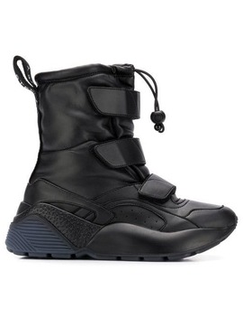 High Top Sneakers by Stella Mc Cartney