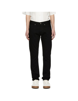 Black Alex Jeans by Tiger Of Sweden Jeans