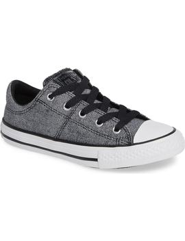 All Star® Graphite & Glitter Low Top Sneaker by Converse