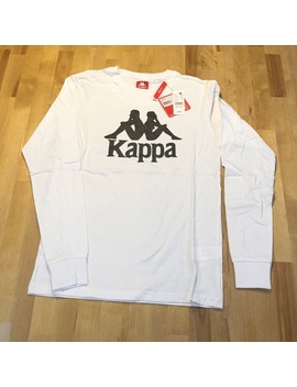 Kappa Authentic Casen Long Sleeve T Shirt | Small   Nwt by Kappa
